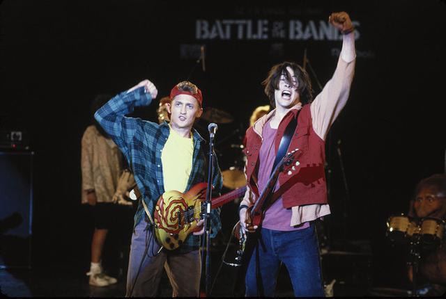 画像: ビルとテッドの地獄旅行(1991)
