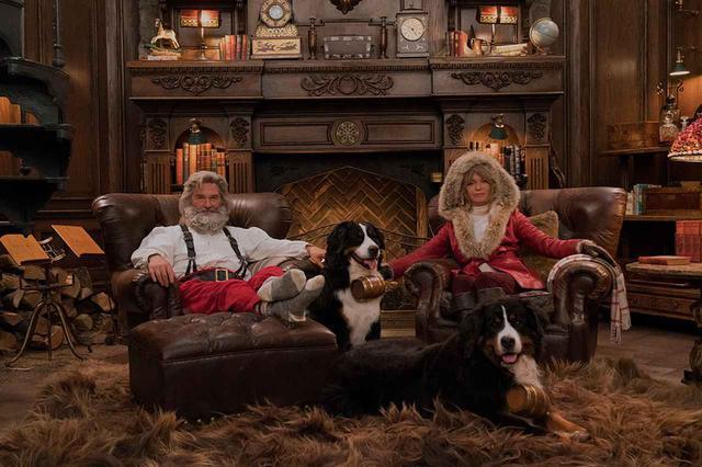 画像: カート・ラッセルがサンタクロースを演じる「クリスマス・クロニクル」(2018)(Netflixで配信中)