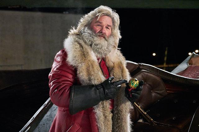 画像: 「クリスマス・クロニクル」(2018)のカート・ラッセルはむちゃくちゃかっこいい