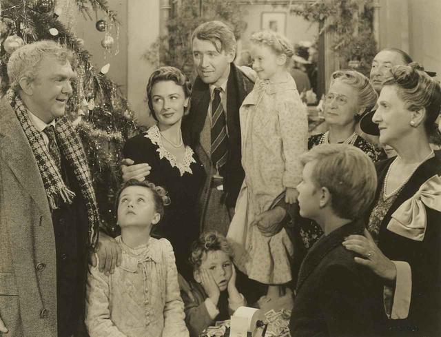 画像: アメリカ映画の原点にして古典「素晴らしき哉、人生!」(1946)