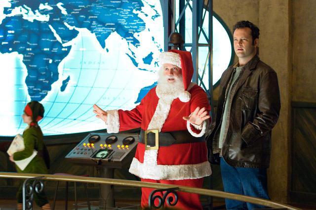 画像: サンタクロースの兄弟が登場する「ブラザーサンタ」(2007)