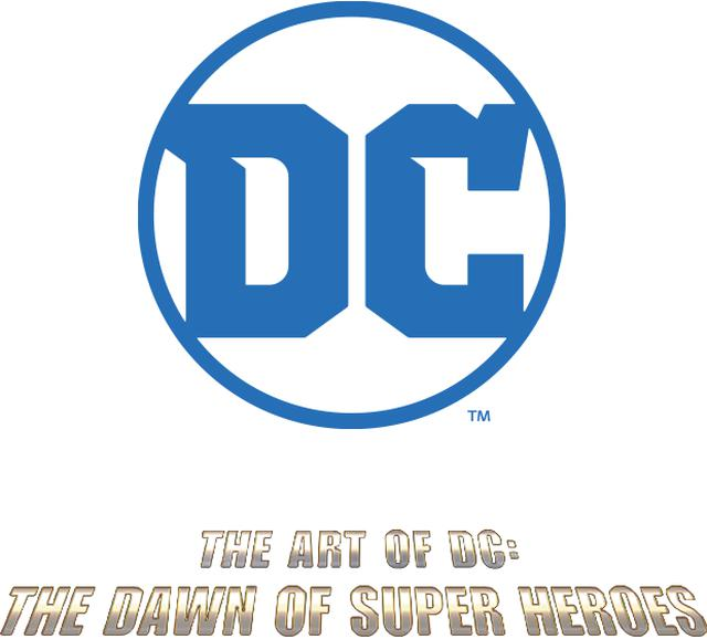 画像: DC展 スーパーヒーローの誕生|The Art Of Dc - The Dawn Of Superheroes