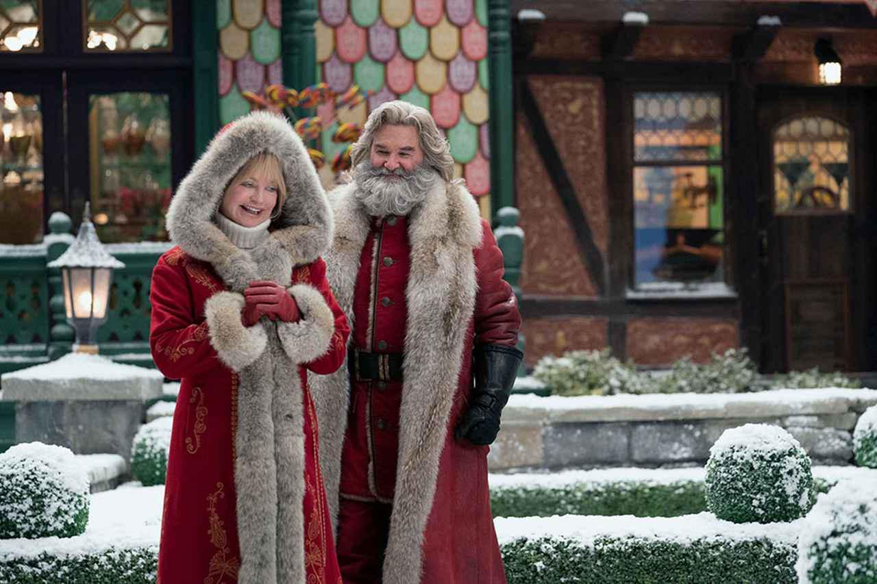 画像: Netflix映画『クリスマス・クロニクル PART2』独占配信中