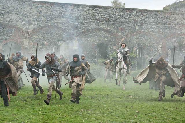 画像: 男たちの戦いもアツい!秘めた恋心にも注目