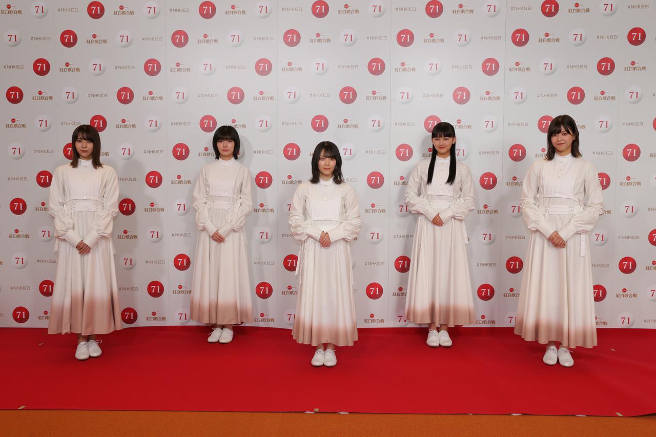 画像: 櫻坂46 コメント