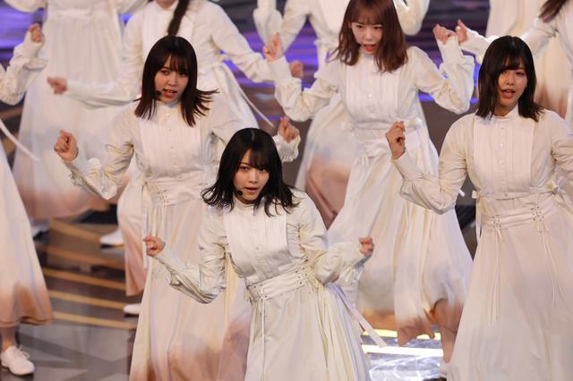 画像3: 櫻坂46 リハーサルでのパフォーマンスの模様