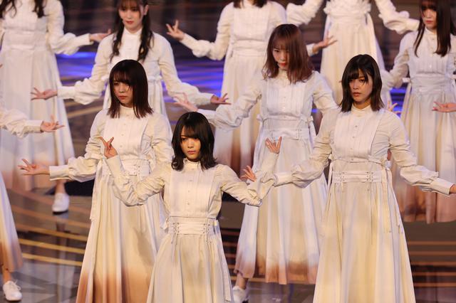 画像4: 櫻坂46 リハーサルでのパフォーマンスの模様