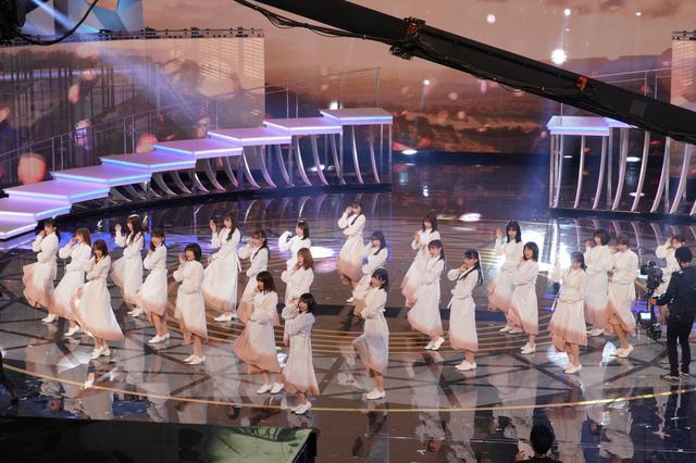 画像5: 櫻坂46 リハーサルでのパフォーマンスの模様