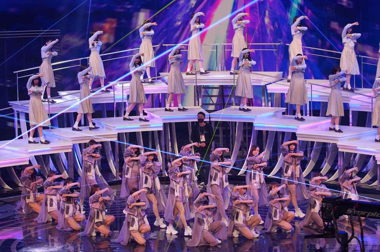 画像6: 乃木坂46 リハーサルでのパフォーマンスの模様