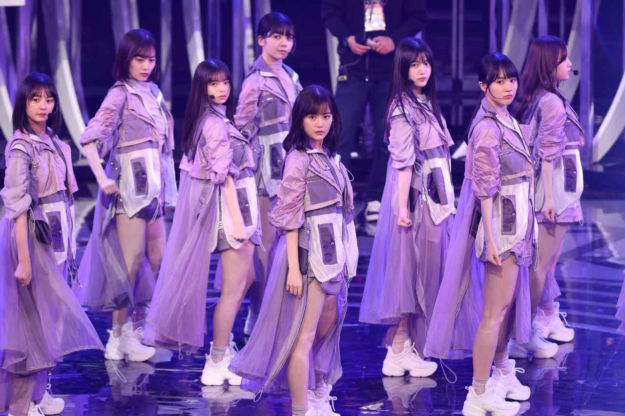 画像3: 乃木坂46 リハーサルでのパフォーマンスの模様