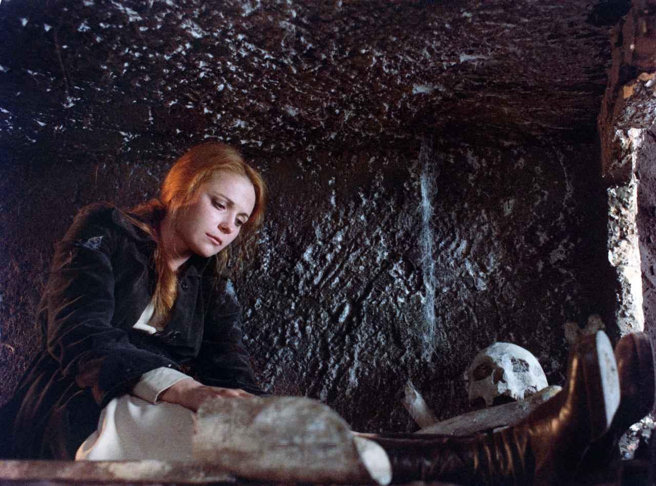 画像3: 『悪魔のはらわた』『悪魔のいけにえ』に続くヘラルド悪魔シリーズ第3弾『悪魔の墓場』初ブルーレイ化