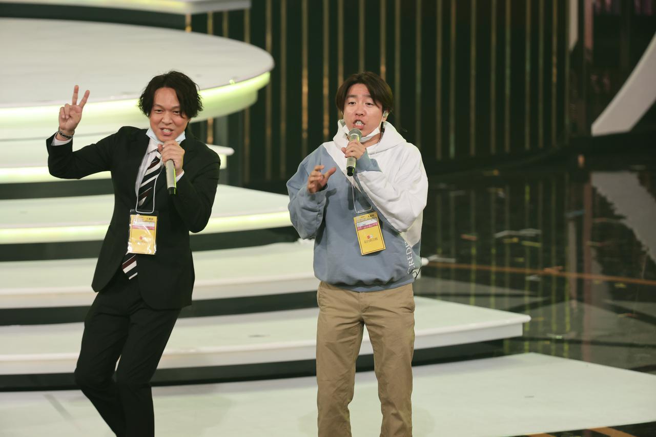 画像1: 関ジャニ∞ リハーサルでのパフォーマンスの模様