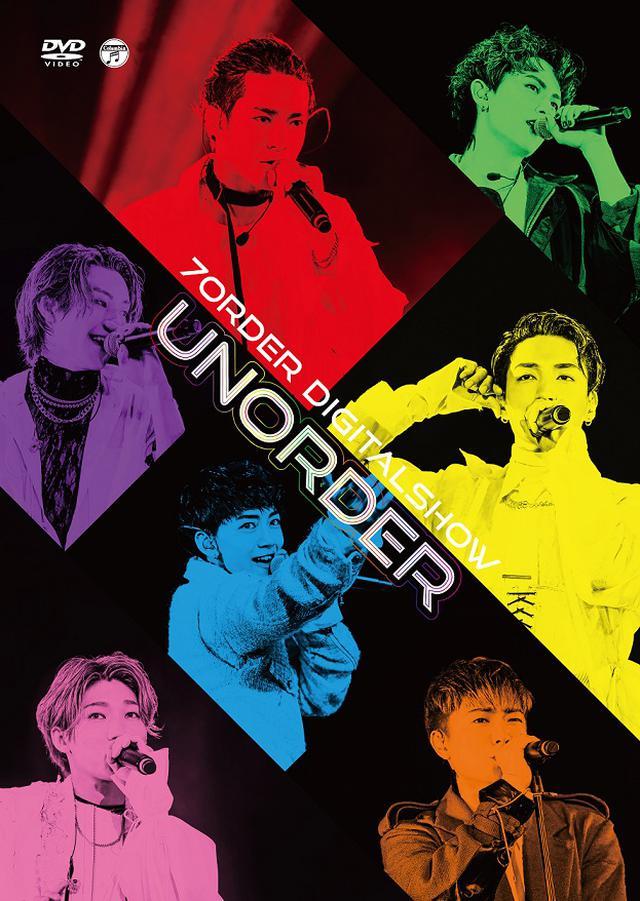 画像: LIVE DVD / Blu-ray『UNORDER』