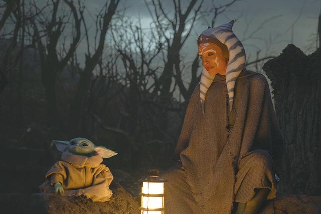 画像: アソーカ・タノはグローグーの過去の話を