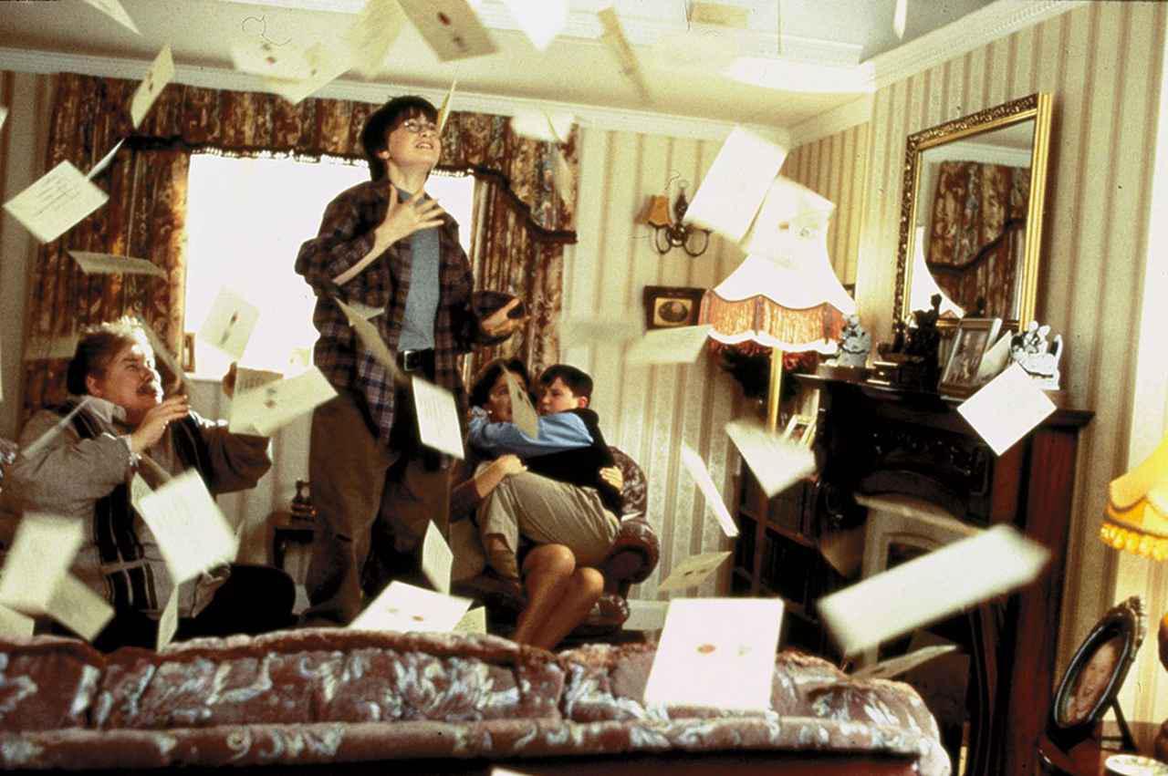 画像1: 「ハリー・ポッターと賢者の石」(2001)