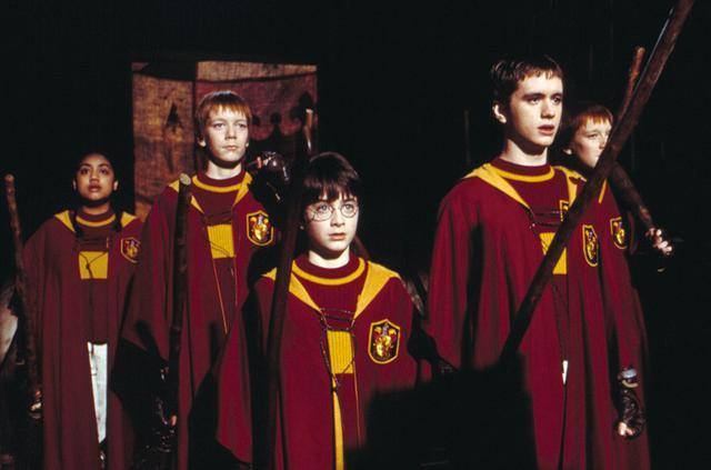 画像2: 「ハリー・ポッターと賢者の石」(2001)