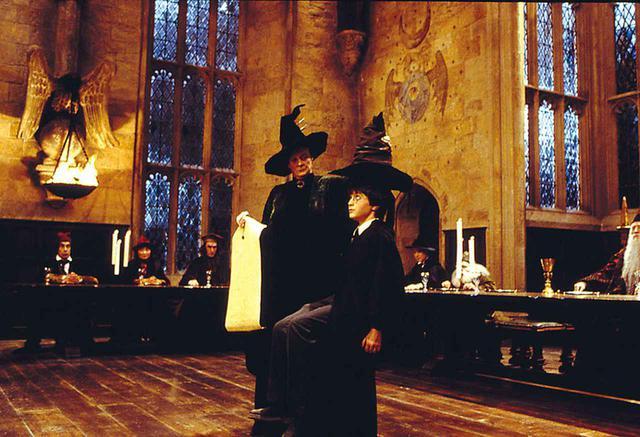 画像3: 「ハリー・ポッターと賢者の石」(2001)