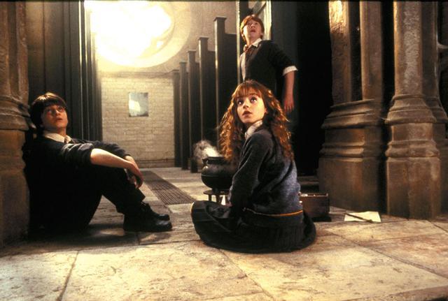 画像3: 「ハリー・ポッターと秘密の部屋」(2002)