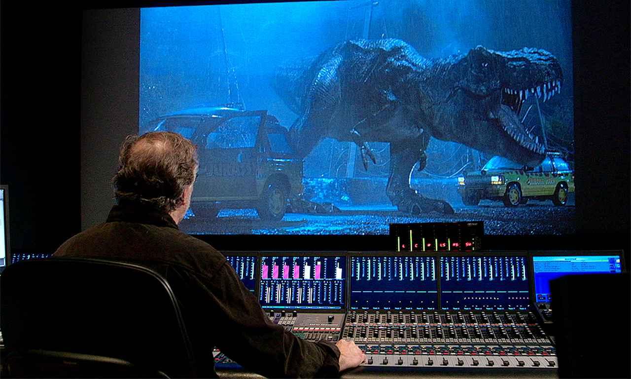 画像1: あの音はどうやって作られたのか?ハリウッド100年の音の歴史がここに!