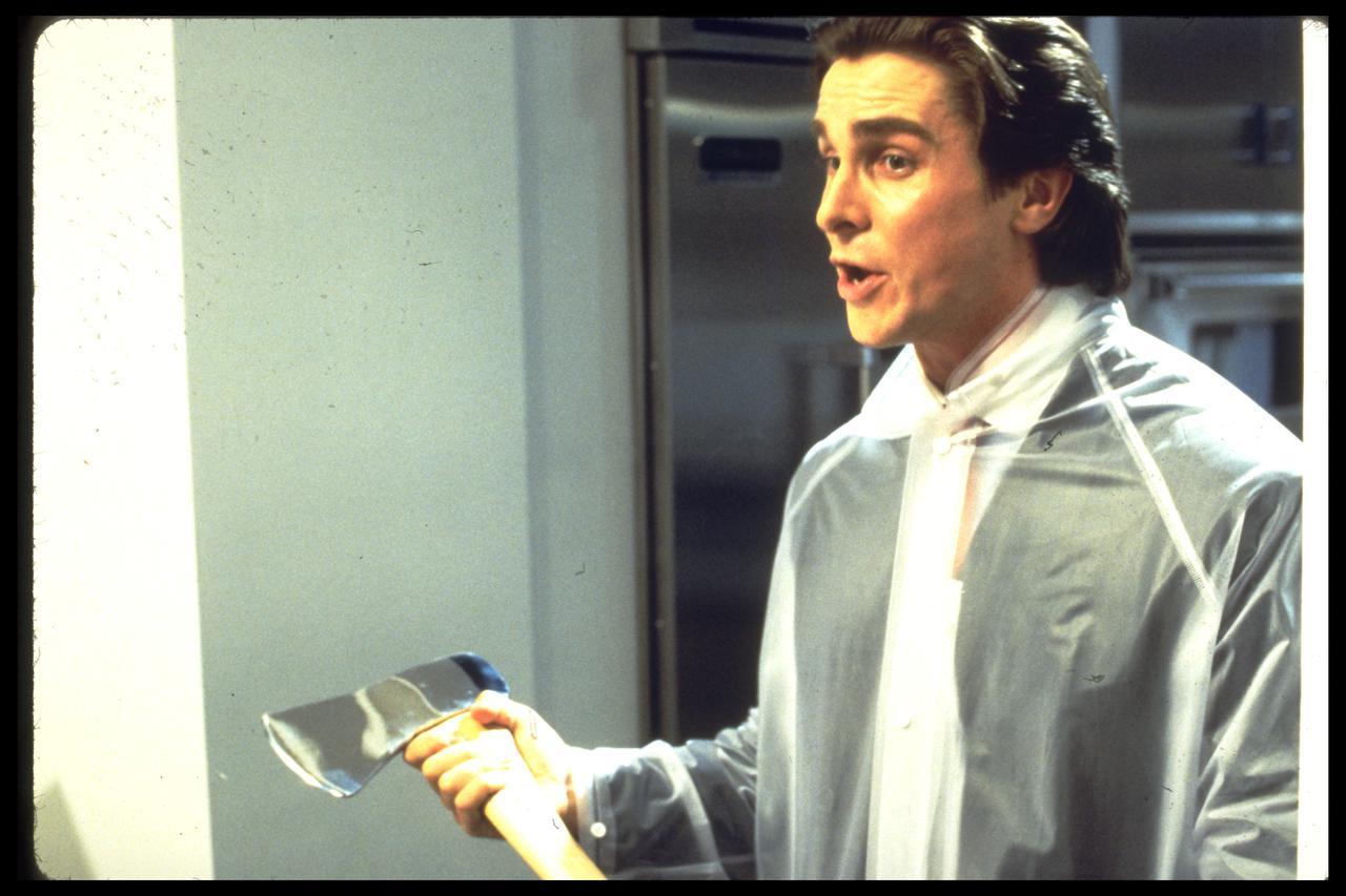 画像: 02_殺人趣味の証券マン、パトリック・ベイトマン(クリスチャン・ベイル)『アメリカン・サイコ』(2000)