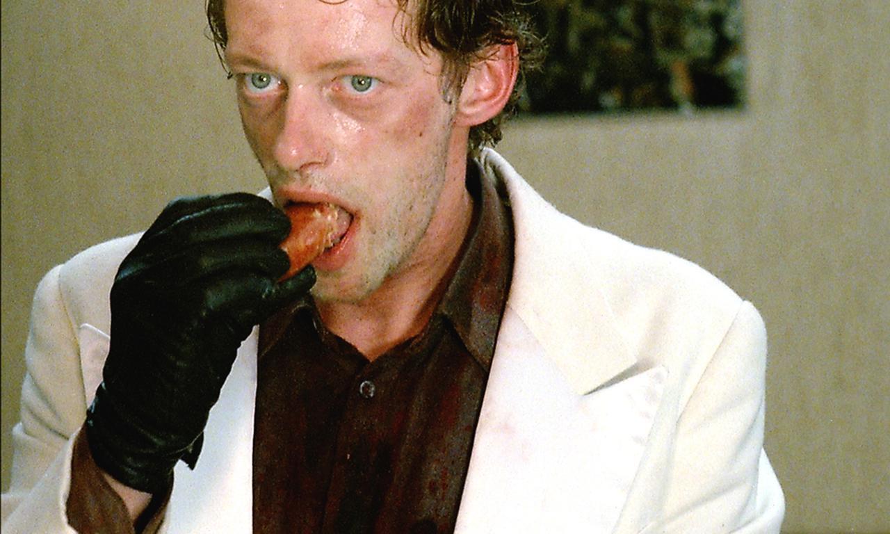 画像: 01_死体で射精する狂人K.(アーウィン・レダー)『アングスト/不安』(1983)