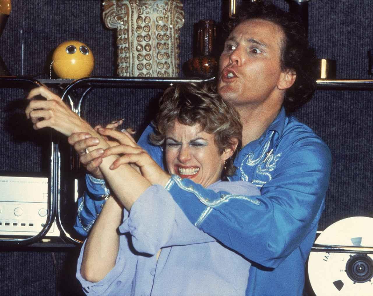 画像: 04_女性を大リンチの変態サディスト、ラムロッド(ウィングス・ハウザー)『ザ・モンスター』(1982)