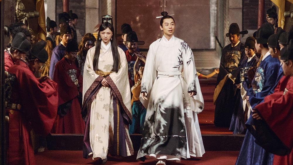 画像: 総製作費100億円が投じられた「大明皇妃-Empress of the Ming-」3000着の豪華絢爛な衣装は必見