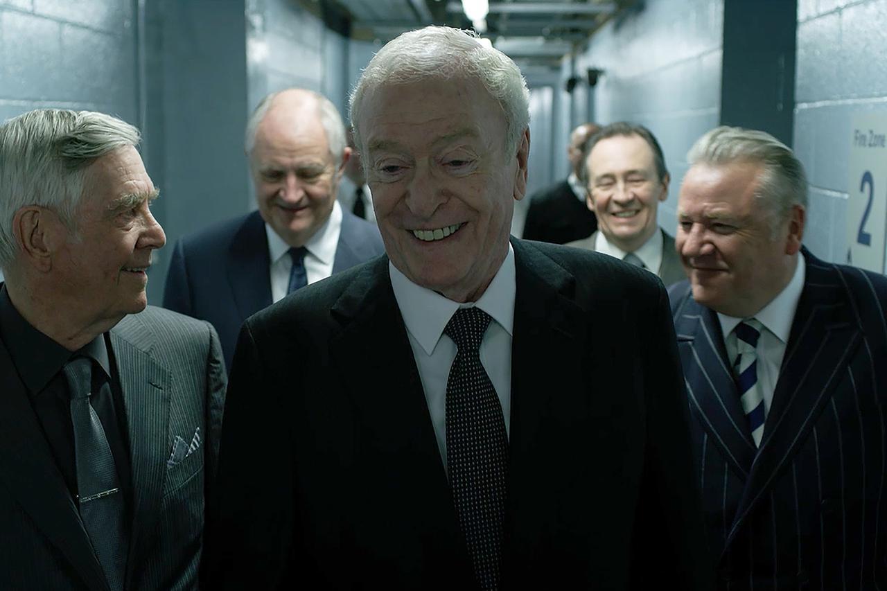 画像: 「史上最高齢」の窃盗チームを描く驚愕実話映画の予告が公開 - SCREEN ONLINE(スクリーンオンライン)