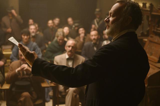 画像3: トム・ハンクス主演 × ポール・グリーングラス監督の最強タッグで贈る壮大な人間ドラマ!