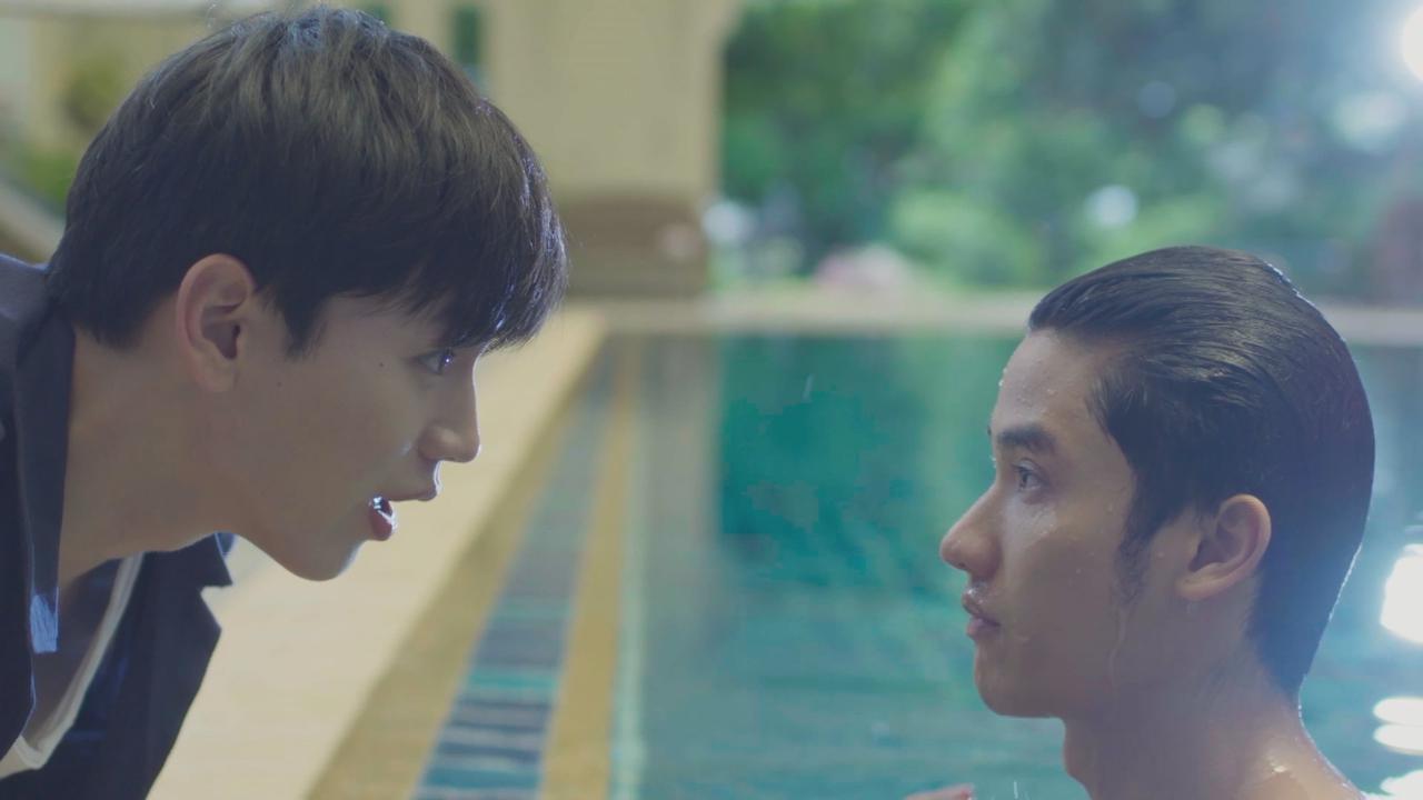 画像: カフェに集う不器用な男子たちの青春ラブストーリー『Dark Blue Kiss~僕のキスは君だけに~』