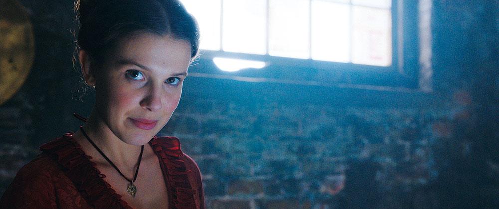 画像: Netflix 映画「エノーラ・ホームズの事件簿」独占配信中