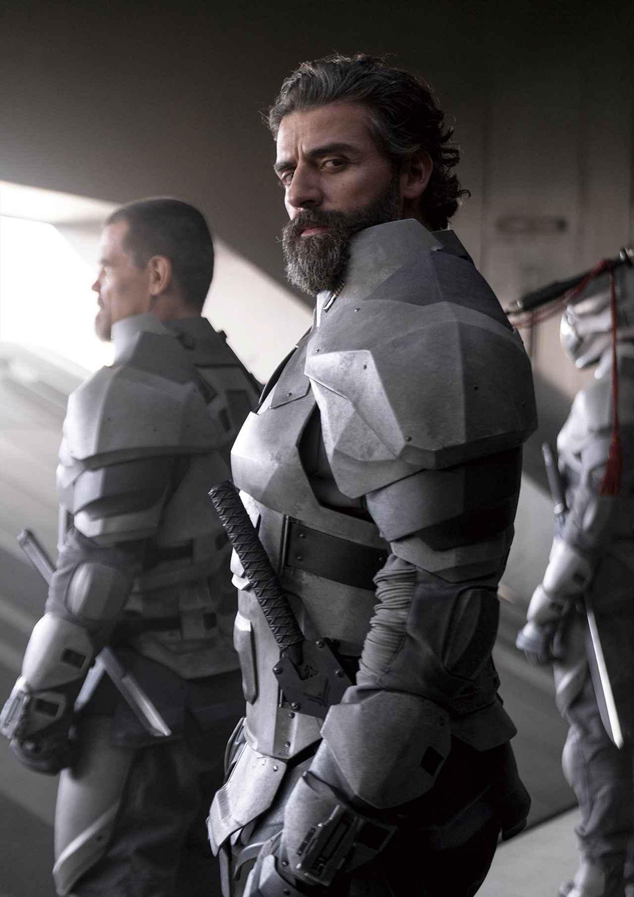 画像: 主人公ポールの父親役に『スター・ウォーズ』シリーズのオスカー・アイザック