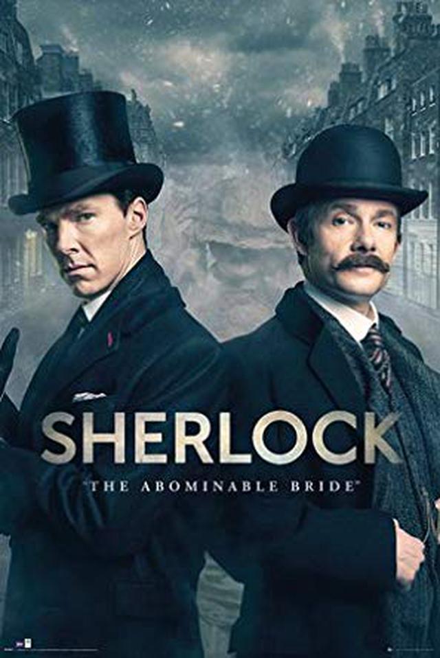 画像1: 『美しすぎる名探偵たち~NEXTシャーロック・ホームズ~』放送記念Twitterキャンペーン開催