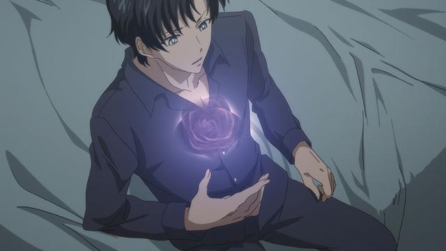 画像: 衛の胸に咲く黒いバラの謎