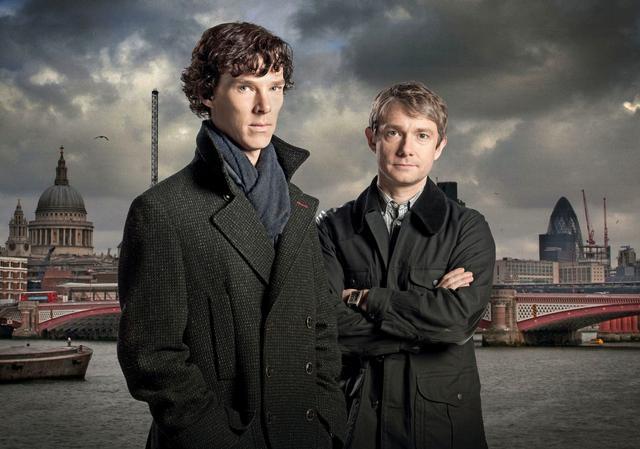 画像: Colin Hutton ©Hartswood Films 2010