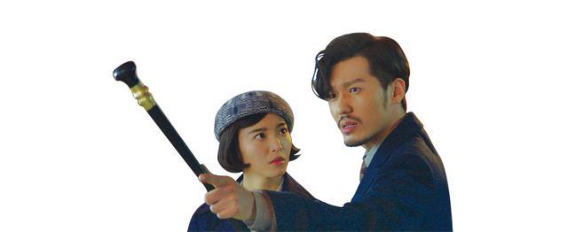 """画像3: スタイリッシュ&紳士的""""中国版シャーロック"""""""