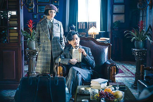 画像3: NEXTシャーロック・ホームズは誰だ!? 美しき3人の名探偵が日本初上陸!