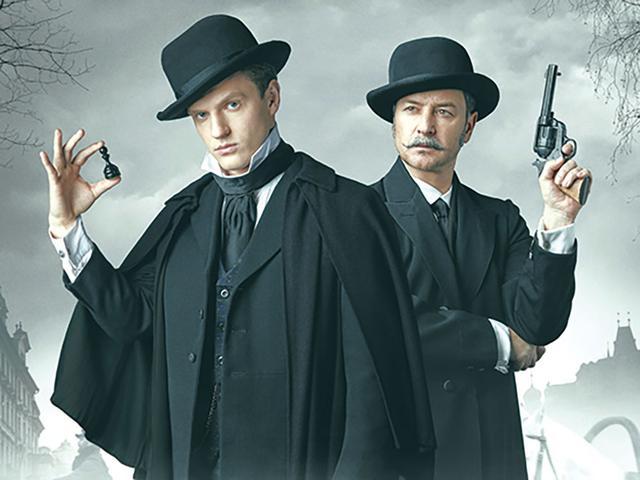 画像2: NEXTシャーロック・ホームズは誰だ!? 美しき3人の名探偵が日本初上陸!