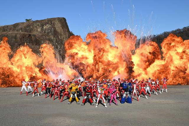 画像1: スーパーヒーロープロジェクト ©︎テレビ朝日・東映AG・東映