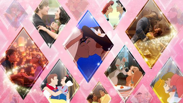 画像: バレンタイン特集|特別映像|Disney+ (ディズニープラス) www.youtube.com