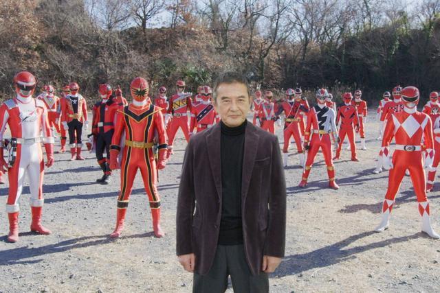 画像2: 『機界戦隊ゼンカイジャー THE MOVIE 赤い戦い!オール戦隊大集会!!』歴代レッド勢揃いの場面写真解禁!