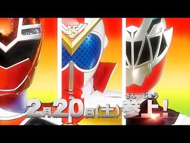 画像: 『スーパー戦隊MOVIEレンジャー2021』特別映像(2月20日公開) youtu.be