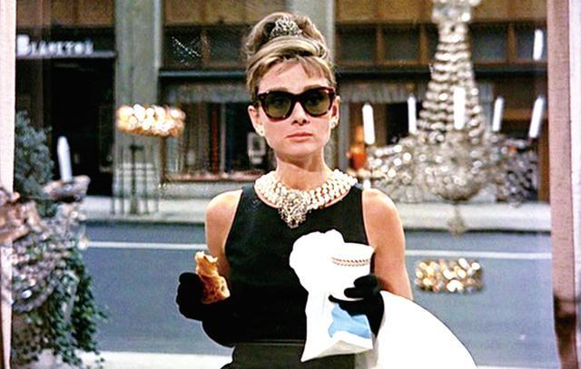 画像: 「ティファニーで朝食を」(1961)