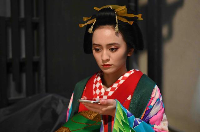 画像: 粋キュンの「江戸モアゼル」、Huluオリジナルストーリーが2月18日(木)配信スタート!