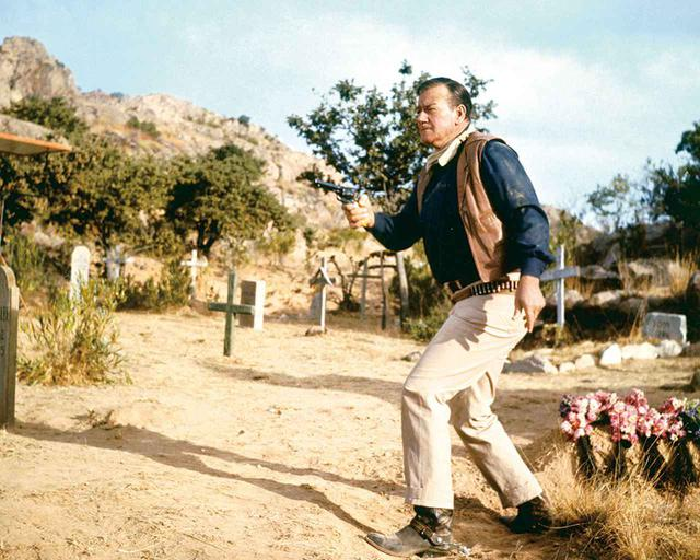 画像: ジョン・フォード監督とのコンビで活躍した西部劇スターの第一人者