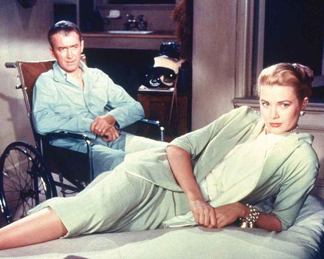 画像: 「裏窓」(1954)