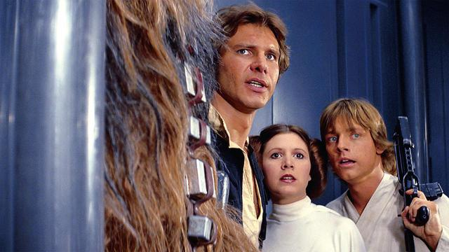 画像: 「スター・ウォーズ エピソード4/新たなる希望」(1977)ディズニープラスで配信中 © 2021 TM & © Lucasfilm Ltd. All Rights Reserved.