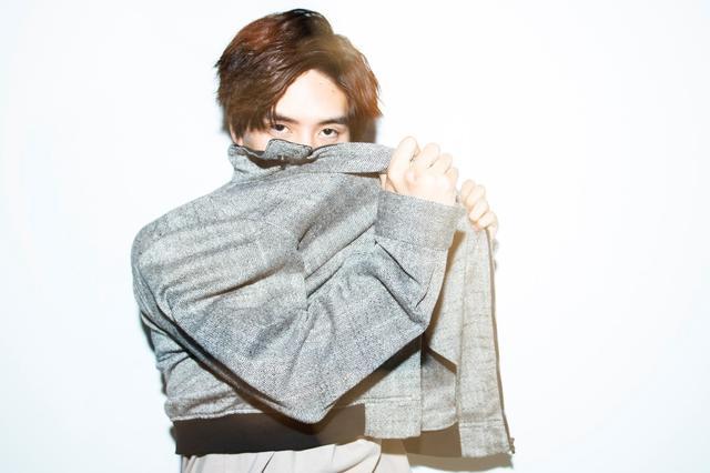 画像3: 〈坂東龍汰〉Huluオリジナル「THE LIMIT」インタビュー