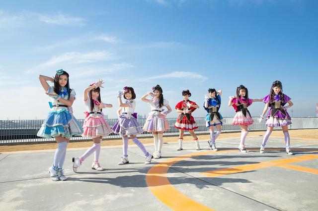 画像: 『劇場版 ポリス×戦士 ラブパトリーナ! ~怪盗からの挑戦! ラブでパパッ とタイホせよ!~』Girls²の出演決定!