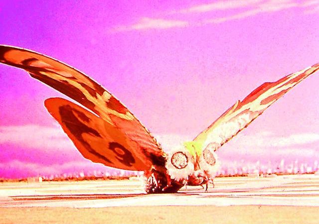 画像: 『モスラ』 <4Kデジタルリマスター版>©1961 ©1961 東宝